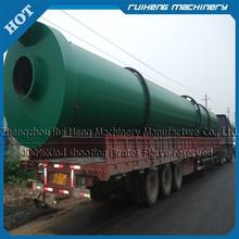 Good performance high efficiency rotary hot air dryer