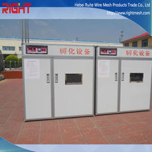 automatic egg incubator chicken egg hatchery equipment large size farming equipment with four years warranty