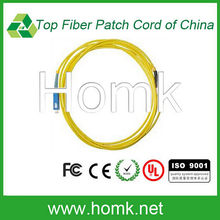 Attractive and Durable LC Simplex Singlemode Fiber Optic Pigtail Optical Fiber Patch Cord Prompt Delivery
