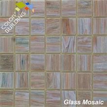 random mosaic tile pattern mosaic netting