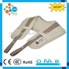 OMB Stock for sale free Sample Tapping Neck Shoulder massage belt