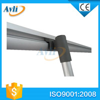 popular aluminium l banner model D