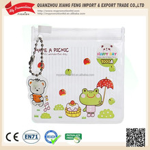 Fashion trend retail mini pouch packaging