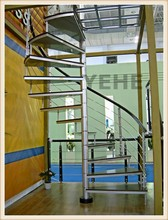 stair handrail 201 stainless steel round pipe fitting