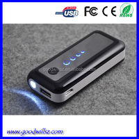 Factory mobile Power Banks 5200mah,power bank 5200mah for smartphone