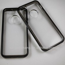 transparent soft TPU mobile phone case for Iphone 5