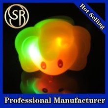 LED laser fashion finger rave ring flashing led light