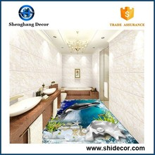 Best selling products wall and floor ceramic 3d bathroom tile