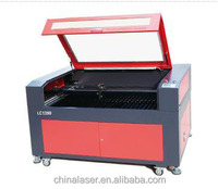 G.Weike fabric/automatic/plywood LC1390 laser cutting machine