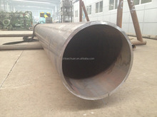 36 inch steel pipe/400mm diameter large diameter/astm a53 steel pipe