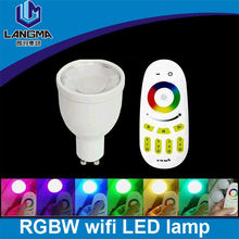 Langma hot sale dimmable wireless remote control led downlight