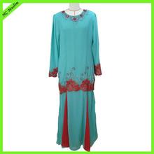 Wholesale Abaya Jilbab Kaftan muslimah jubah Clothing