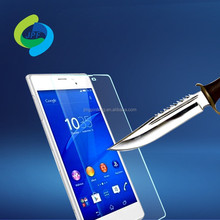 9 Hardness 2.5D round edge high quality glass screen protector