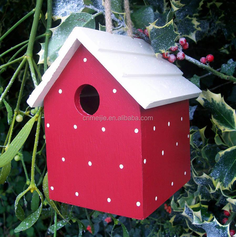 2015 hot wood bird house indoor bird houses coloful bird. Black Bedroom Furniture Sets. Home Design Ideas