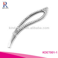 Hot Selling Diamond Large Tweezers For Personal Care
