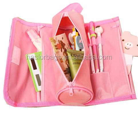 Princesse poche crayon / crayon boîtier rond pour les filles