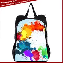 OEM backpack bag wholesale travel bag hiking canvas backpack
