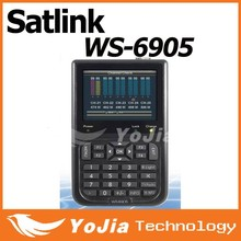 Original Satlink WS-6905 Digital Signal Finder DVB-T hd satellite finder meter tv signal finder