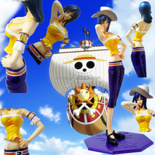 one piece 3D Sexy Japanese Nude Girl Anime Figures OEM&ODM nico Robin Customize realistic one piece character 1/6 pvc figure