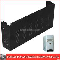 New antique computer steel sheet wall flat eps panel