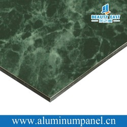 Marble,Teak, Mirror Colors Decorative Wall ACP