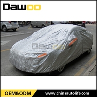 High Quality Inflatable Hail Proof Designer Portable 190t Fabric For Car Cover