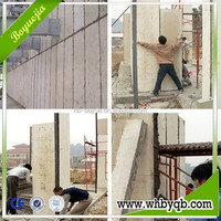 lightweight & energy saving eps cement wall panel for granny flat