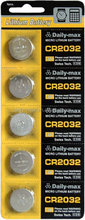CR2032 Button Cell Lithium Battery