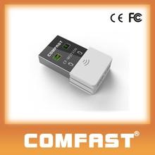 Compatible WiFi Repeater/Router/AP Mode Mini portable wireless adapter for printer