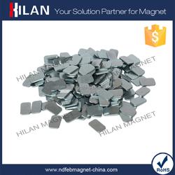 China Supplier Ultra Thin Neodymium Strip Magnet