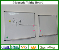 Magnetic Writing Whiteboard with Standard Sizes