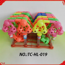 Double Football Whistle Toy Candy