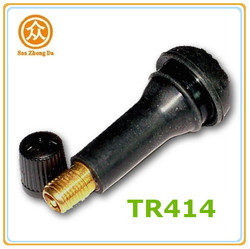 TR414 Tyre Natural Snaps Valve for Cars/Tire Valves