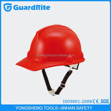 GuardRite brand high resistance ratchet protector safety helmets