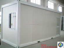 Fast Installation Low Cost Prefab Shipping Container House for Sale