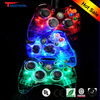 gamepad for cable xbox360 wired controller with led light