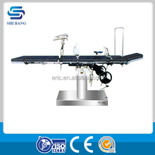 China high quality approved manual hydraulic operating tables wholesale