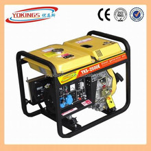 small home use family applicance 1.5kw electric generator diesel genset