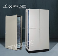TIBOX Metal floor standing outdoor electrical cabinet,IP55 electrical distribution cabinet