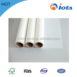 27-40g Food grade grease proof paper with one side oil coated