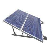 PV module anodized aluminum solar panel frame