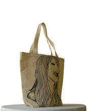 Cloth Cotton Tote Canvas Grocery Bag