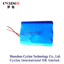 lithium ion car batteries sale 11.1v 4800mah lithium battery pack for electric motorcycle car