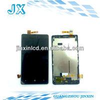 original lcd For Nokia Lumia 820 new display