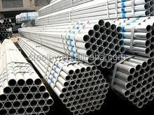 low carbon sch40 large diameter galvanized welded steel pi/astm a120 galvanized steel pipe/2 inch galvanized pipes price per ton