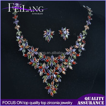 2015 hot selling products delicate jewelry set