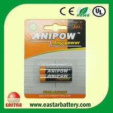0% Mercury Alkaline Dry Battery aaa/lr03