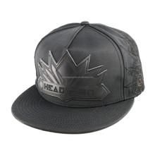 black 5 panel Magic cheap hip-hop hats