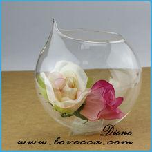 classic art glass vases / cheap flower vases / beautiful glass vase