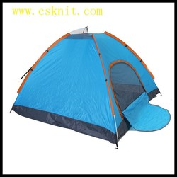 high strength Dome Automatic Tent,blue camping tent, hammock tent